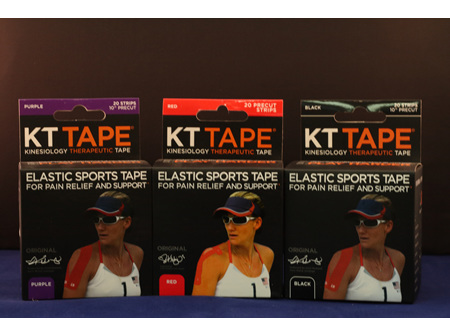 KT Tape Cotton Red