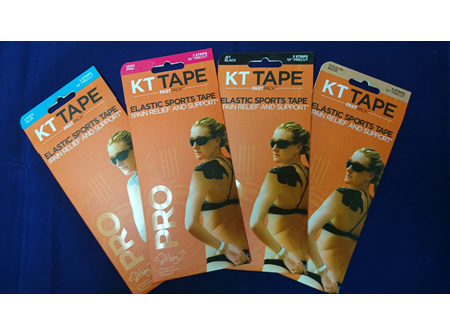 KT Tape Pro Fast Hero Pink