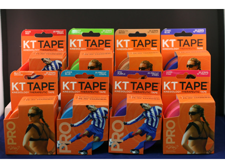KT Tape Pro Rage Red