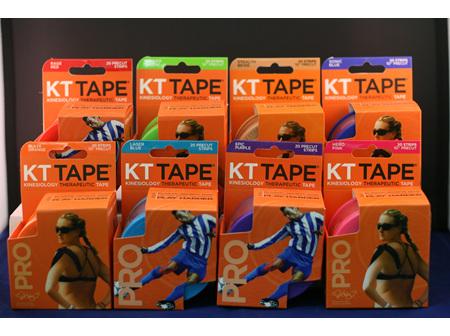 KT Tape Pro Solar Yellow