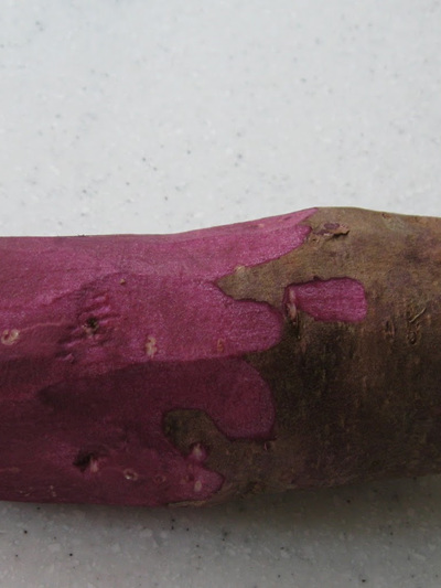 Kumara Purple Organic Approx 500g