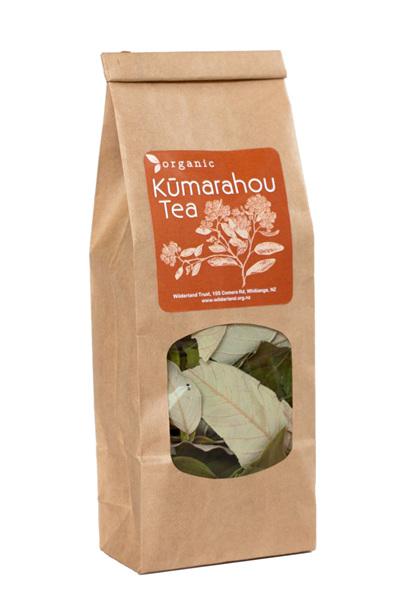 Kūmarahou Tea