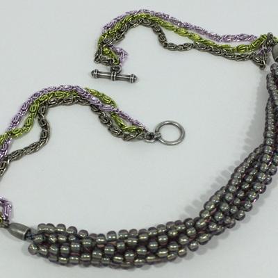 Kumihimo Beaded Ropes