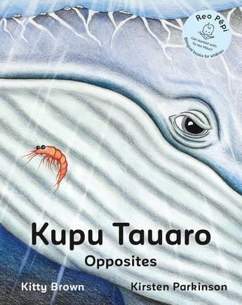 Kupu Tauaro - Opposites