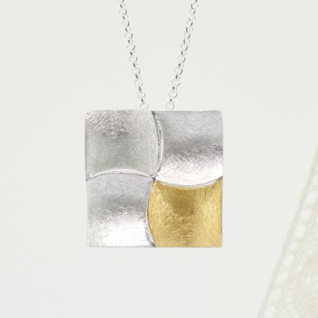 Kwadraat pendant