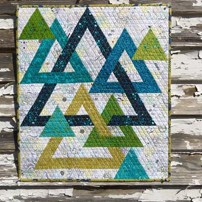 Kwik Tangled Triangles