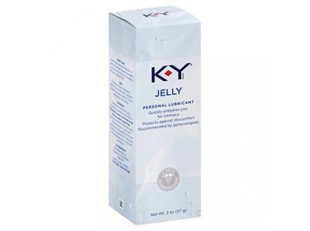 KY Lubricating Jelly 57g