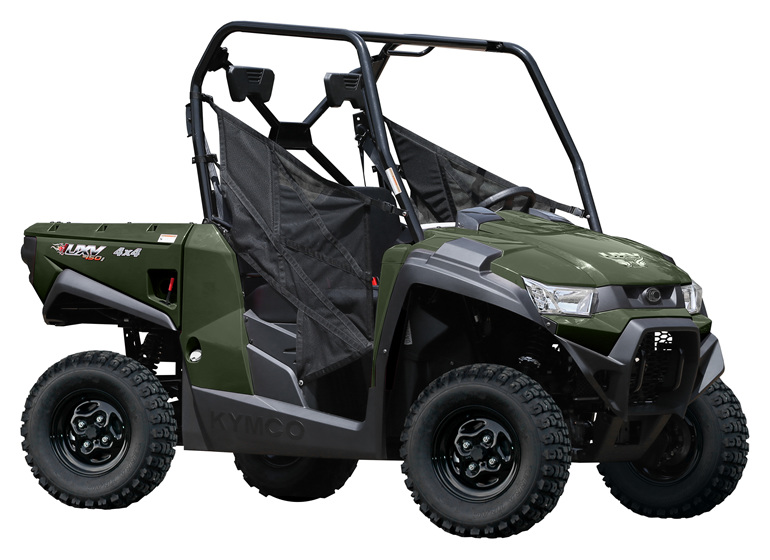 Kymco UXV450i Turf side by side