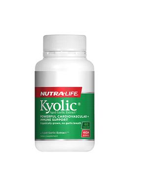 Kyolic Aged Garlic Extract - High Potency Formula 60 caps