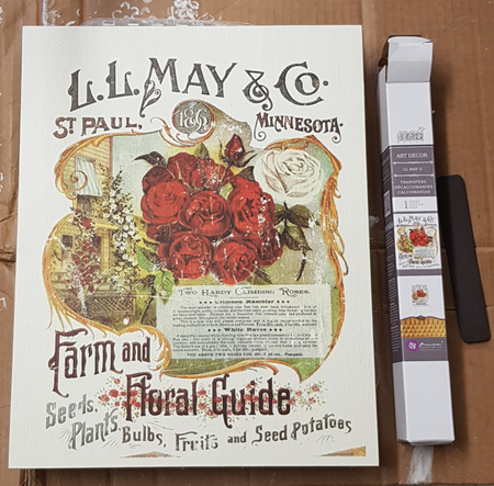 'L. L. May & Co' DIY Kit