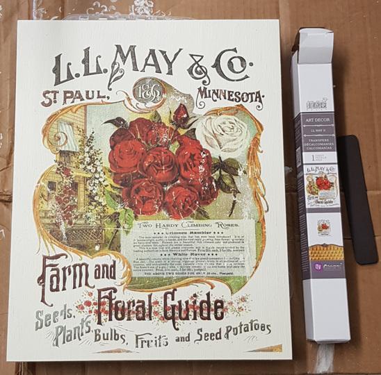 'L. L. May & Co' DIY Kit