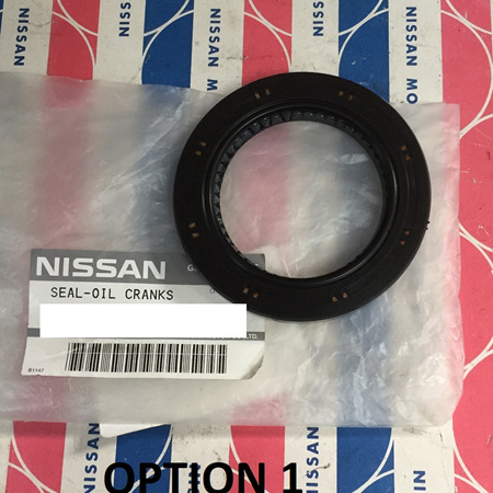 L Series Front Crank Seal - Y44 V8 Also