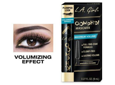 LA Girl Mascara Oomphd