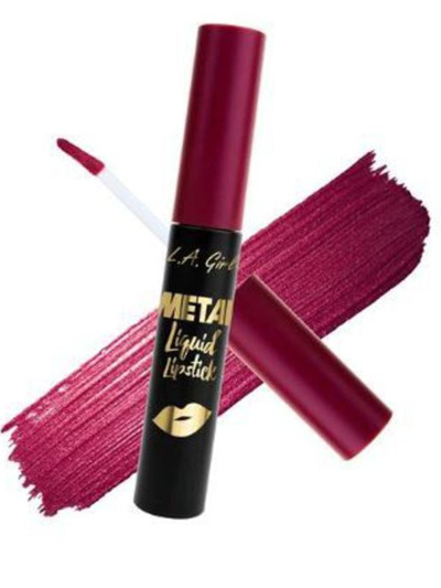LA Girl Metal Liquid Lipstick