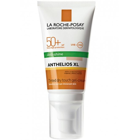 LA ROCHE POSSAY ANTHELIOS XL DRY TOUCH TINTED GEL CREAM SPF50+ 50ML