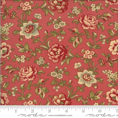 La Rose Rouge Felicite Faded Red 13883-12