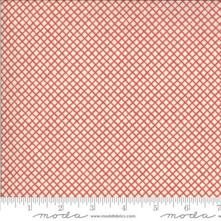 La Rose Rouge Garriere Faded Red 13888-14
