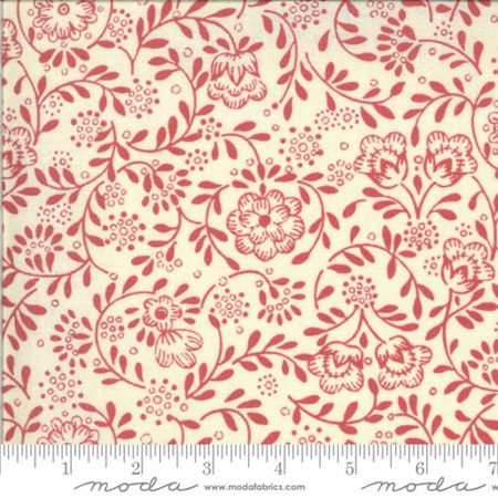La Rose Rouge Perpetue Pearl/Faded Red 13887-16