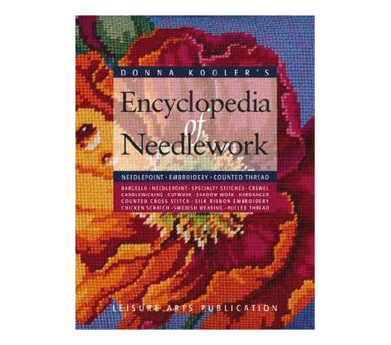LA15861   Encyclopedia of Needlework