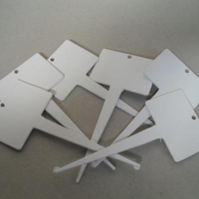 Labels Display 10.5cm x 5.5cm x 2.5cm  1000