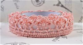 Lace Adhesive Tape Style A: Apricot