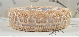 Lace Adhesive Tape Style A: Champagne