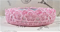 Lace Adhesive Tape Style A: Light Pink