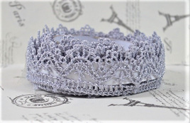 Lace Adhesive Tape Style B: Dove Grey