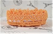 Lace Adhesive Tape Style B: Golden Orange