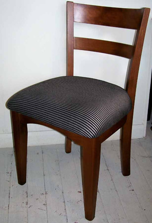 Low Ladderback Chair