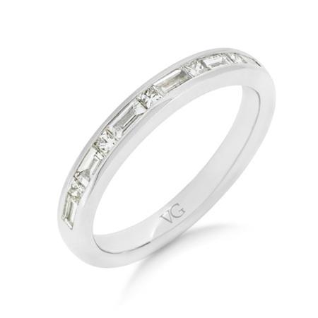 Ladies Wedding Rings and Eternity Rings