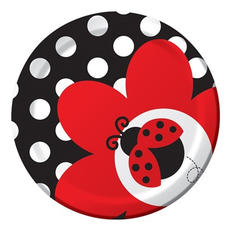 Lady Bug Fancy Party Range