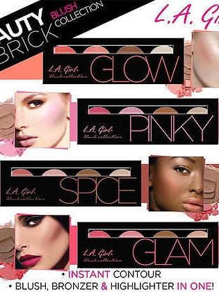 L.A Girl Beauty Brick Blush