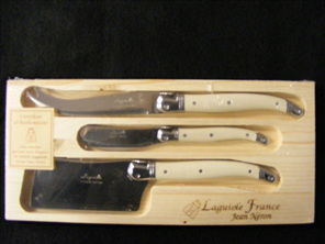 Laguiole Cheese Set Boxed