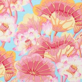 Lake Blossoms Pink