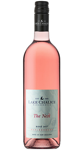 Lake Chalice The Nest Rose