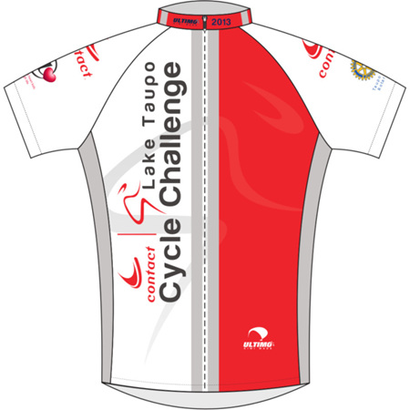 Lake Taupo Cycle Challenge 2013 Jersey