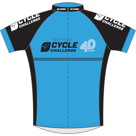 Lake Taupo Cycle Challenge 2016 Jersey