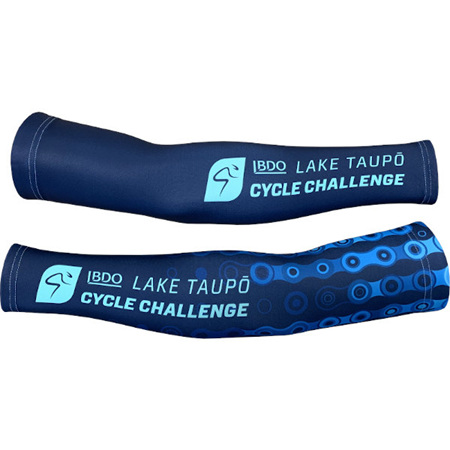 Lake Taupo Cycle Challenge Arm Warmers