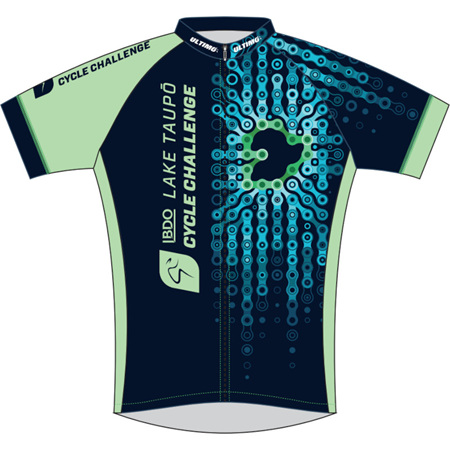 Lake Taupo Cycle Challenge - Official Kit