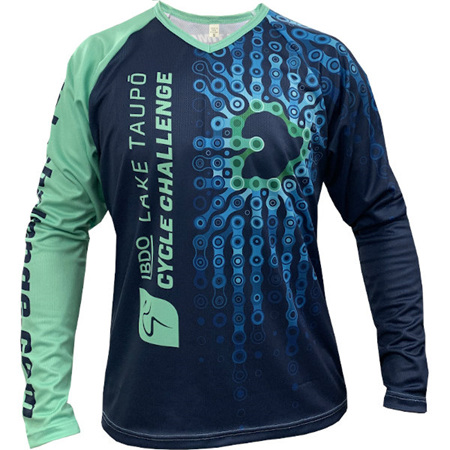 Lake Taupo Cycle Challenge Trail Shirt