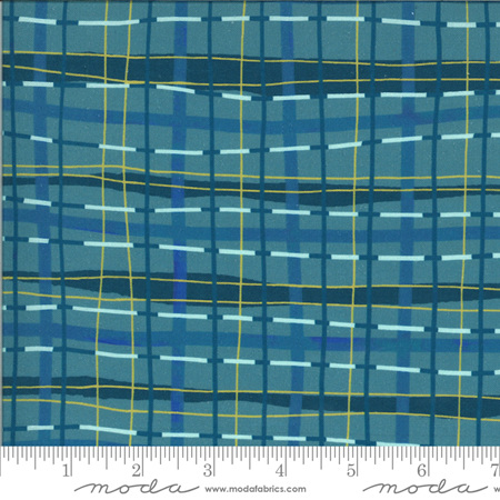 Lakeside Story Sailcloth Plaid Blanket 13356-12