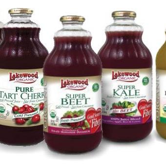 Lakewood Organic Juices