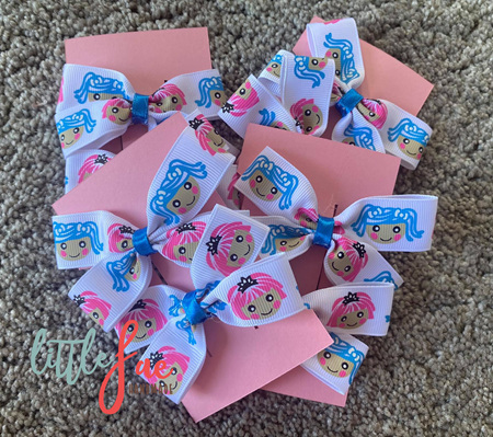 Lala Loopsy Hair Bows