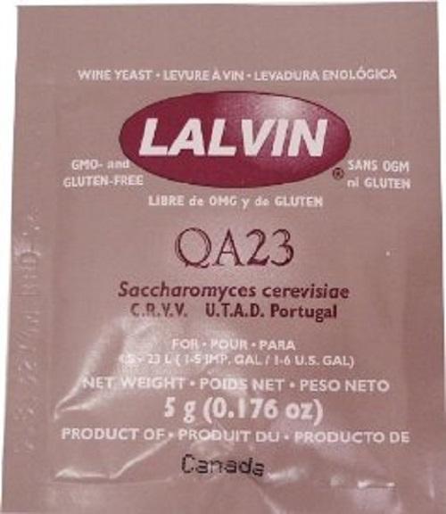 Lalvin QA23 Winemaking Yeast