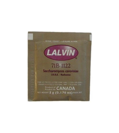 Lalvin Yeast 5g
