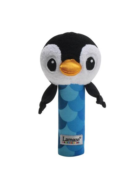 Lamaze Bend & Squeak Penguin - 0 Month+