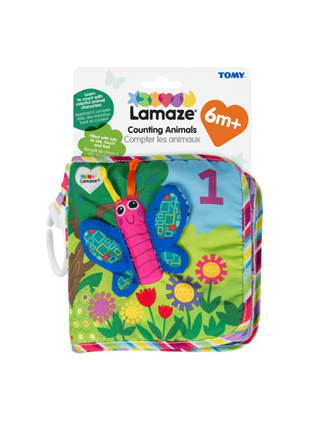 Lamaze Counting Animals - 0 Month +