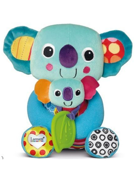 lamaze Cuddle & Squeak Koalas - 6 Month+