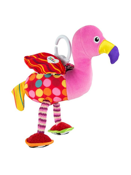 Lamaze Flapping Fiona- 0 month+